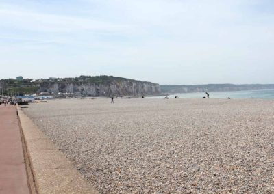 From our tour of Normandy (Dieppe)