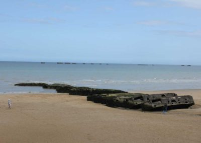 From our tour of Normandy