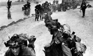 D-Day Gold Beach 1944
